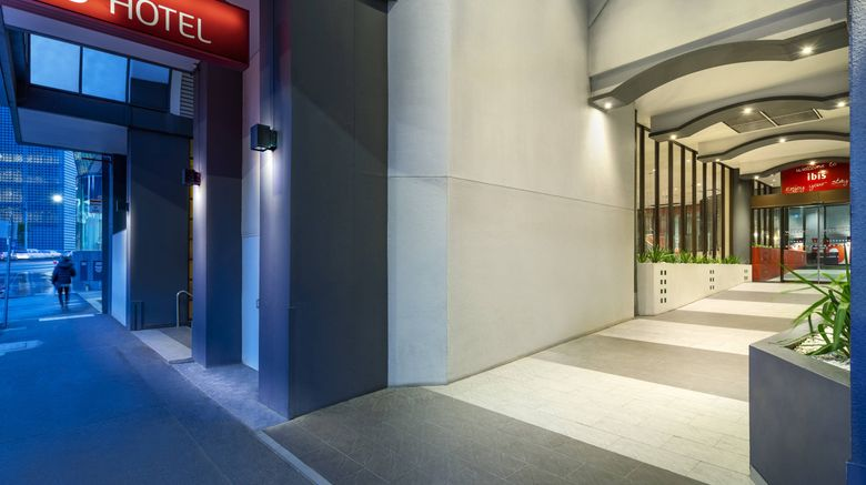 "Ibis Hotel Exterior. Images powered by <a href=""http://www.leonardo.com"" target=""_blank"" rel=""noopener"">Leonardo</a>."