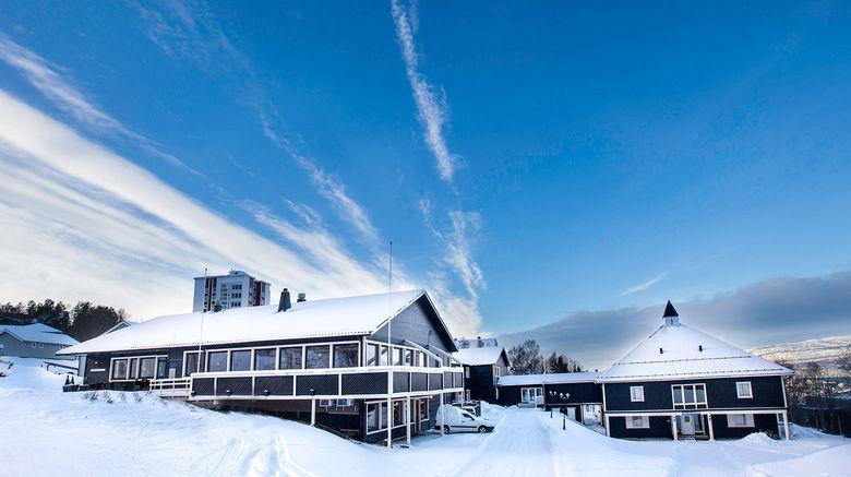 "Thon Hotel Narvik Exterior. Images powered by <a href=""http://www.leonardo.com"" target=""_blank"" rel=""noopener"">Leonardo</a>."