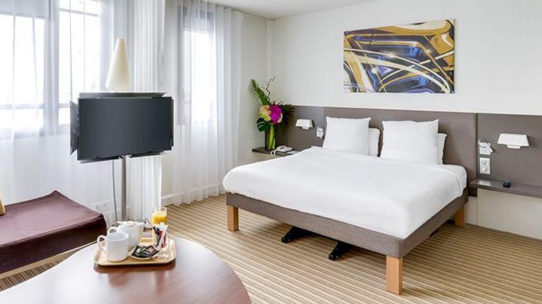 "Suite Novotel Paris Port de Montreuil Exterior. Images powered by <a href=""http://www.leonardo.com"" target=""_blank"" rel=""noopener"">Leonardo</a>."