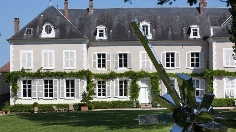 "Chateau De La Resle, a Design Hotel Exterior. Images powered by <a href=""http://www.leonardo.com"" target=""_blank"" rel=""noopener"">Leonardo</a>."