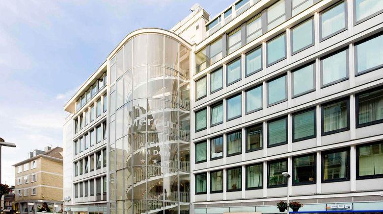 "Mercure Hotel Aachen am Dom Exterior. Images powered by <a href=""http://www.leonardo.com"" target=""_blank"" rel=""noopener"">Leonardo</a>."