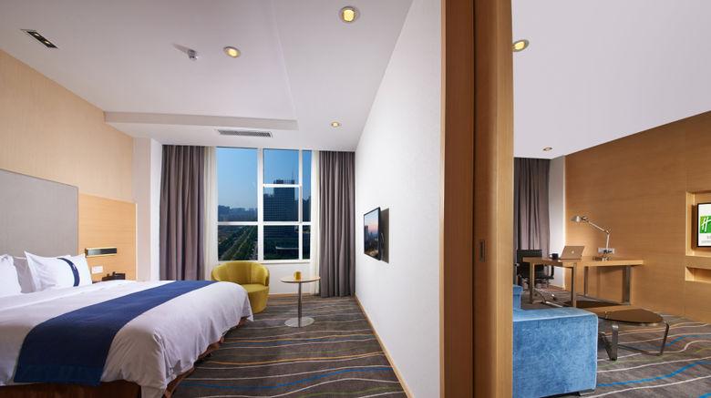 "<b>Holiday Inn Express Luoyang City Center Suite</b>. Images powered by <a href=""https://leonardo.com/"" title=""Leonardo Worldwide"" target=""_blank"">Leonardo</a>."