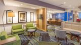 Holiday Inn Express/Stes Indianapolis NW Lobby