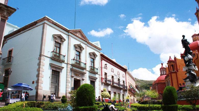 """Hotel De La Paz Exterior. Images powered by <a href=""""http://www.leonardo.com"""" target=""""_blank"""" rel=""""noopener"""">Leonardo</a>."""