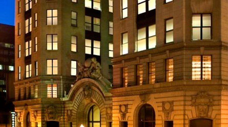 "Kimpton Hotel Monaco Baltimore Exterior. Images powered by <a href=""http://www.leonardo.com"" target=""_blank"" rel=""noopener"">Leonardo</a>."