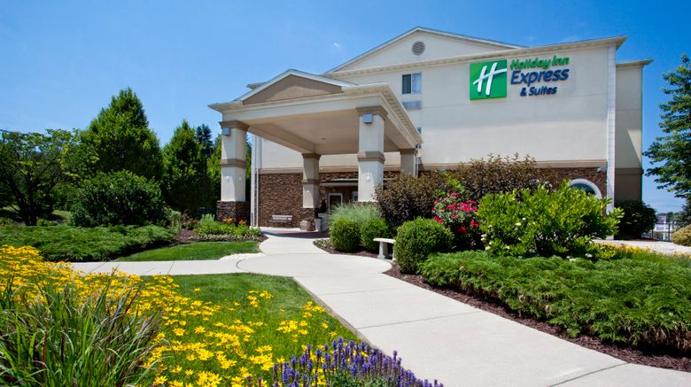 """Holiday Inn Express  and  Sts Allentown West Exterior. Images powered by <a href=""""http://www.leonardo.com"""" target=""""_blank"""" rel=""""noopener"""">Leonardo</a>."""