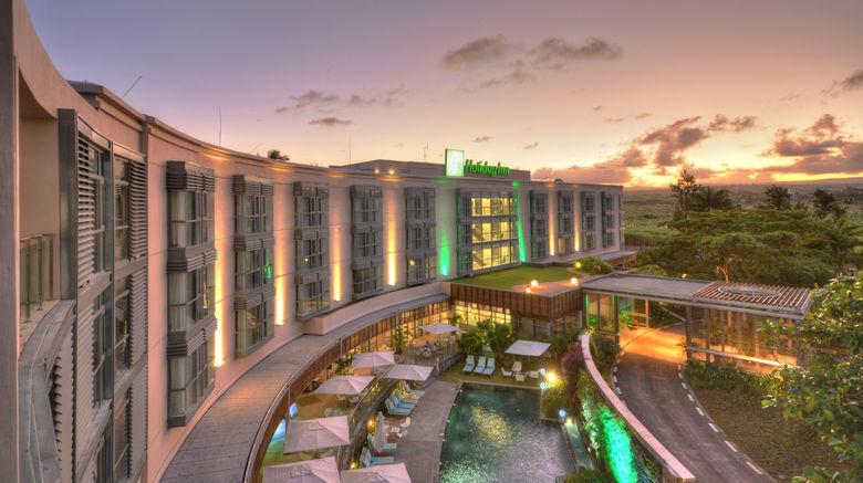 "Holiday Inn Mauritius Airport Exterior. Images powered by <a href=""http://www.leonardo.com"" target=""_blank"" rel=""noopener"">Leonardo</a>."