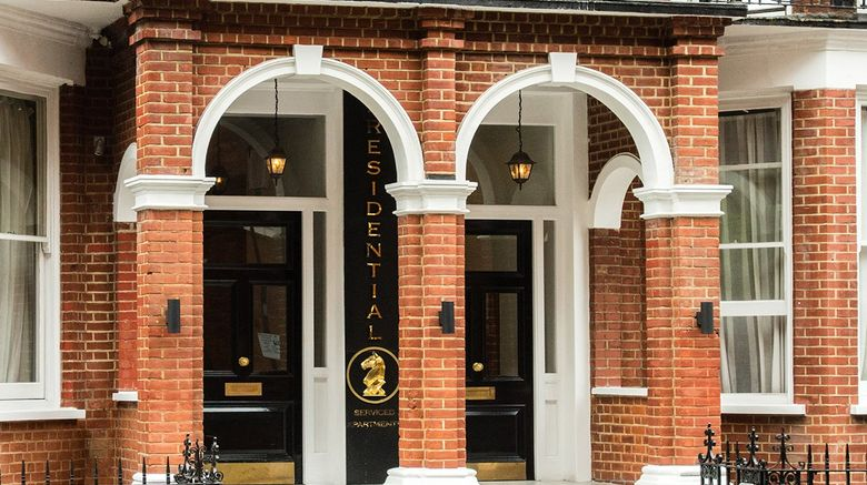"Presidential Apartments Kensington Exterior. Images powered by <a href=""http://www.leonardo.com"" target=""_blank"" rel=""noopener"">Leonardo</a>."