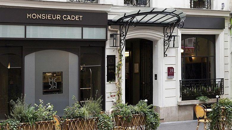 "Monsieur Cadet Hotel  and  Spa Exterior. Images powered by <a href=""http://www.leonardo.com"" target=""_blank"" rel=""noopener"">Leonardo</a>."