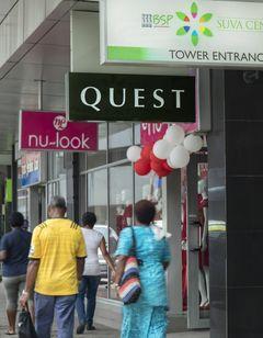 Quest Suva Serviced Apts