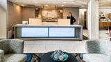 Holiday Inn Express CLT Arpt Belmont Lobby