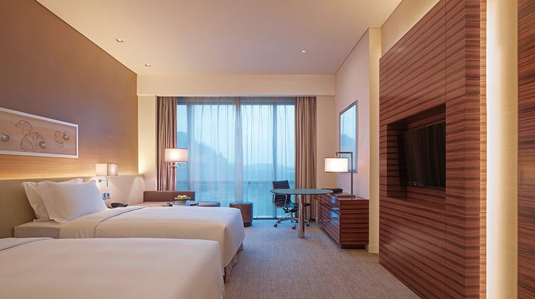 "New World Guiyang Hotel Room. Images powered by <a href=""http://www.leonardo.com"" target=""_blank"" rel=""noopener"">Leonardo</a>."