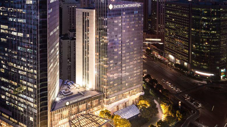 "InterContinental Shanghai Puxi Hotel Exterior. Images powered by <a href=""http://www.leonardo.com"" target=""_blank"" rel=""noopener"">Leonardo</a>."