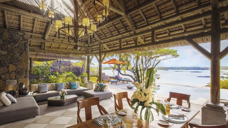 """Constance Le Prince Maurice Hotel Exterior. Images powered by <a href=""""http://www.leonardo.com"""" target=""""_blank"""" rel=""""noopener"""">Leonardo</a>."""
