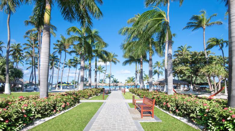 "Holiday Inn Resort  and  Casino Aruba Beach Exterior. Images powered by <a href=""http://www.leonardo.com"" target=""_blank"" rel=""noopener"">Leonardo</a>."