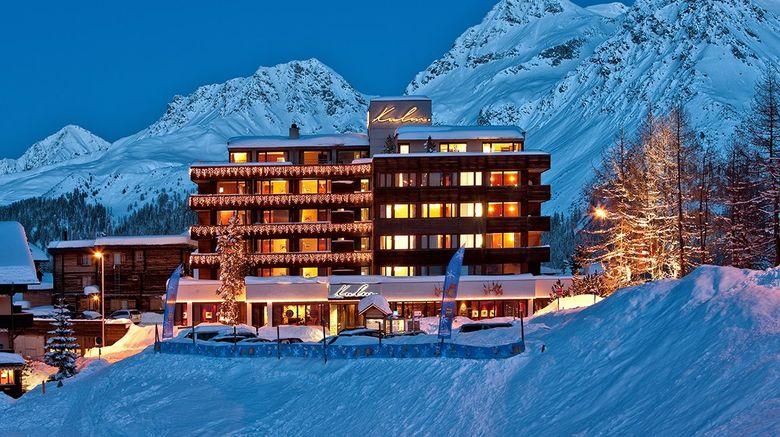 "Arosa Kulm Hotel  and  Alpin Spa Exterior. Images powered by <a href=""http://www.leonardo.com"" target=""_blank"" rel=""noopener"">Leonardo</a>."