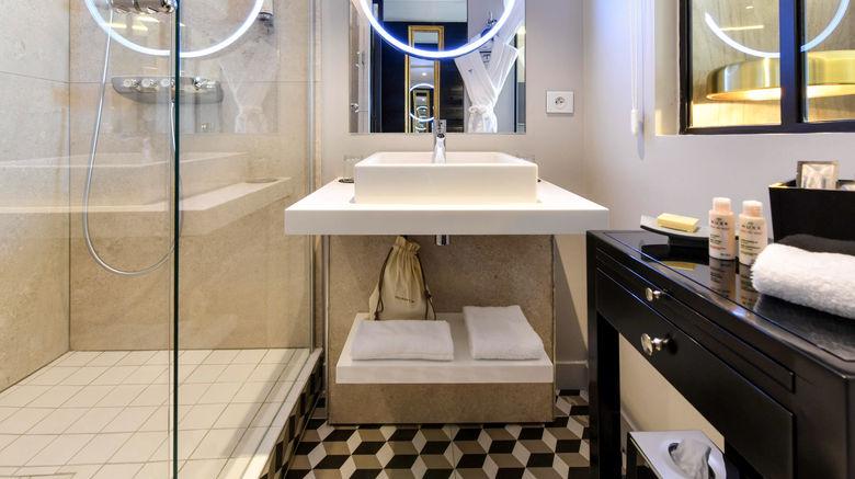 """<b>La Grande Terrasse La Rochelle Hotel Spa Room</b>. Images powered by <a href=""""https://leonardo.com/"""" title=""""Leonardo Worldwide"""" target=""""_blank"""">Leonardo</a>."""