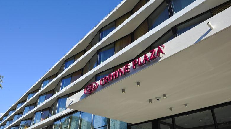 "Crowne Plaza Montpellier Corum Exterior. Images powered by <a href=""http://www.leonardo.com"" target=""_blank"" rel=""noopener"">Leonardo</a>."