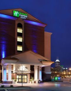 Holiday Inn Express & Stes Dwtn/Conv Ctr