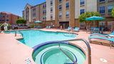 Holiday Inn Express/Suites Phoenix Arpt Pool