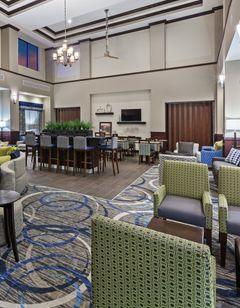 Holiday Inn Express & Stes Tulsa South