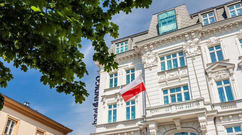 "Hotel Indigo Warsaw Nowy Swiat Exterior. Images powered by <a href=""http://www.leonardo.com"" target=""_blank"" rel=""noopener"">Leonardo</a>."