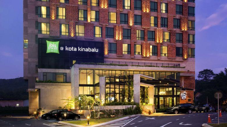 "Ibis Styles Kota Kinabalu Inanam Hotel Exterior. Images powered by <a href=""http://www.leonardo.com"" target=""_blank"" rel=""noopener"">Leonardo</a>."