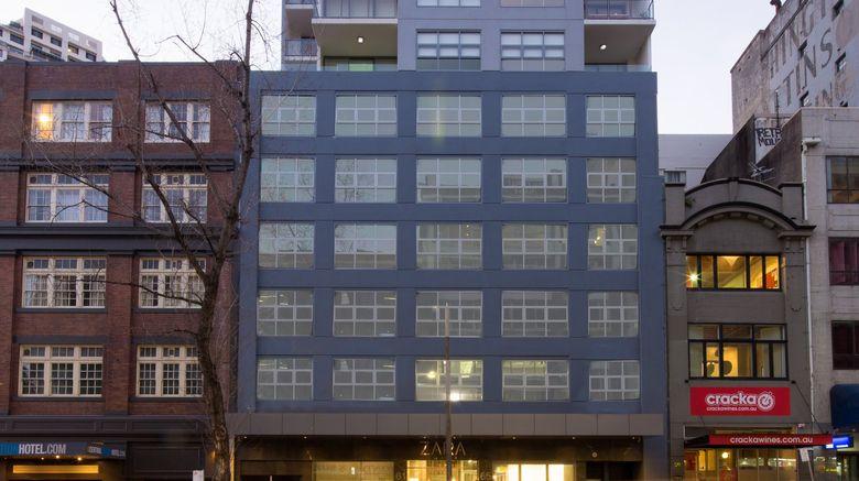 "Zara Tower Serviced Apartments Exterior. Images powered by <a href=""http://www.leonardo.com"" target=""_blank"" rel=""noopener"">Leonardo</a>."