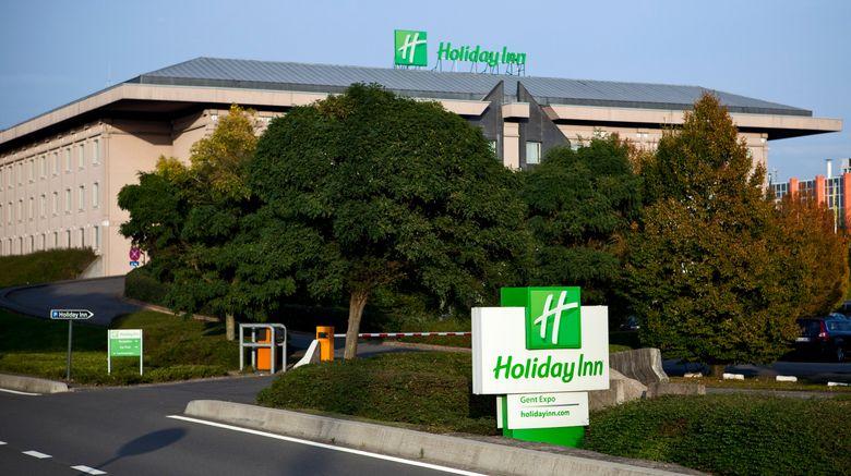 "Holiday Inn Gent Expo Exterior. Images powered by <a href=""http://www.leonardo.com"" target=""_blank"" rel=""noopener"">Leonardo</a>."