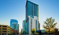 Holiday Inn Hotel/Stes Centre-ville West