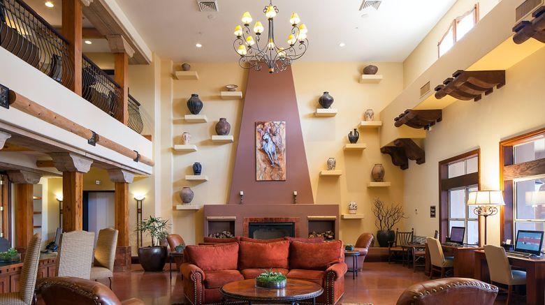 """Sheraton Desert Oasis Villas, Scottsdale Lobby. Images powered by <a href=""""http://www.leonardo.com"""" target=""""_blank"""" rel=""""noopener"""">Leonardo</a>."""