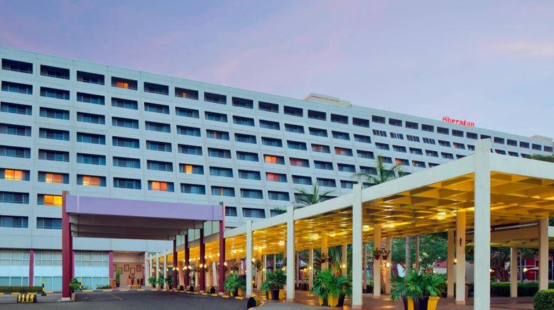 "Sheraton Abuja Hotel Exterior. Images powered by <a href=""http://www.leonardo.com"" target=""_blank"" rel=""noopener"">Leonardo</a>."