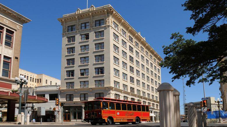 "Hotel Gibbs Exterior. Images powered by <a href=""http://www.leonardo.com"" target=""_blank"" rel=""noopener"">Leonardo</a>."