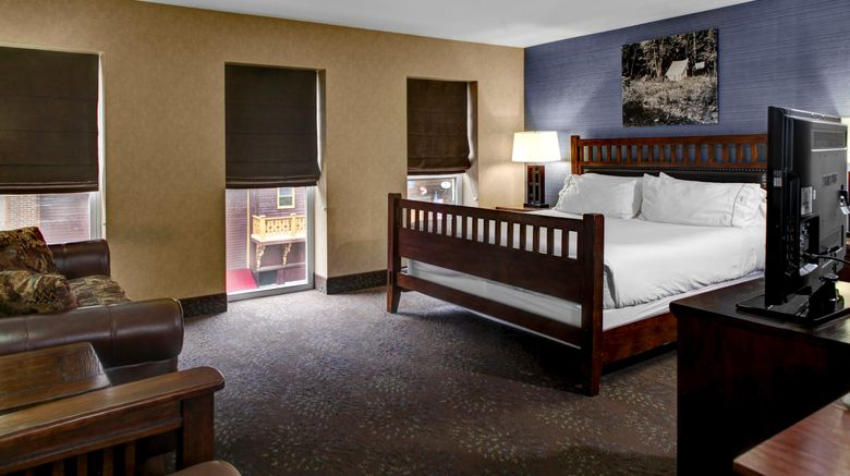 "<b>Holiday Inn Express Room</b>. Images powered by <a href=""https://leonardo.com/"" title=""Leonardo Worldwide"" target=""_blank"">Leonardo</a>."
