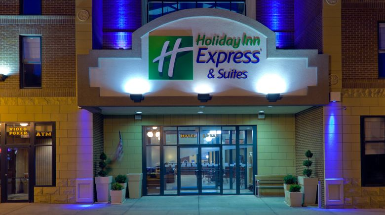 "<b>Holiday Inn Express Exterior</b>. Images powered by <a href=""https://leonardo.com/"" title=""Leonardo Worldwide"" target=""_blank"">Leonardo</a>."