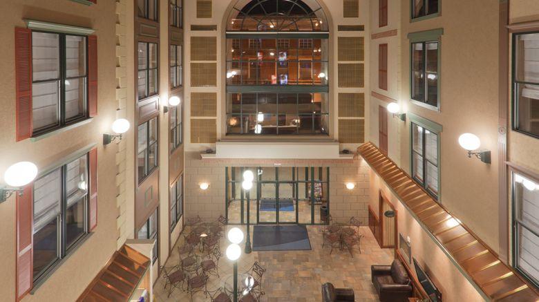 "<b>Holiday Inn Express Lobby</b>. Images powered by <a href=""https://leonardo.com/"" title=""Leonardo Worldwide"" target=""_blank"">Leonardo</a>."
