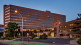 Sheraton Syracuse Univ Hotel & Conf Ctr Exterior