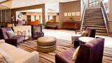 Sheraton Syracuse Univ Hotel & Conf Ctr Lobby