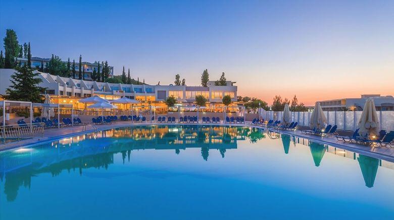 """Kipriotis Aqualand Hotel Exterior. Images powered by <a href=""""http://www.leonardo.com"""" target=""""_blank"""" rel=""""noopener"""">Leonardo</a>."""