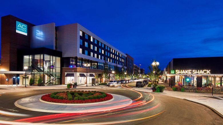 "AC Hotel by Marriott Cleveland Beachwood Exterior. Images powered by <a href=""http://www.leonardo.com"" target=""_blank"" rel=""noopener"">Leonardo</a>."