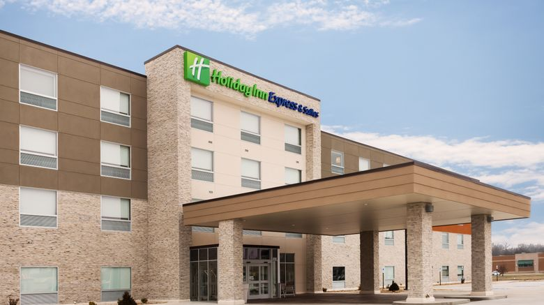 """Holiday Inn Express  and  Suites West Plains Exterior. Images powered by <a href=""""http://www.leonardo.com"""" target=""""_blank"""" rel=""""noopener"""">Leonardo</a>."""
