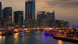 Rove Dubai Marina Exterior