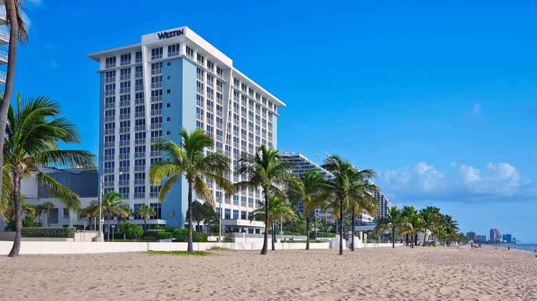 "The Westin Fort Lauderdale Beach Resort Exterior. Images powered by <a href=""http://www.leonardo.com"" target=""_blank"" rel=""noopener"">Leonardo</a>."