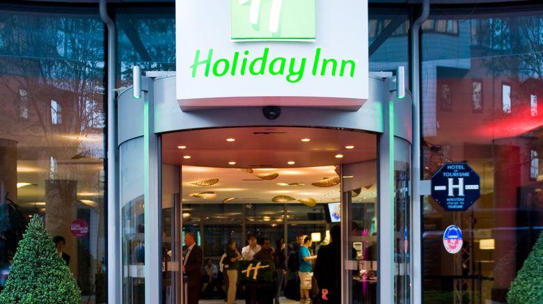 """Holiday Inn Paris - Porte de Clichy Exterior. Images powered by <a href=""""http://www.leonardo.com"""" target=""""_blank"""" rel=""""noopener"""">Leonardo</a>."""