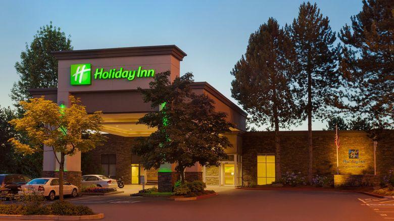 "Holiday Inn Portland International Arpt Exterior. Images powered by <a href=""http://www.leonardo.com"" target=""_blank"" rel=""noopener"">Leonardo</a>."