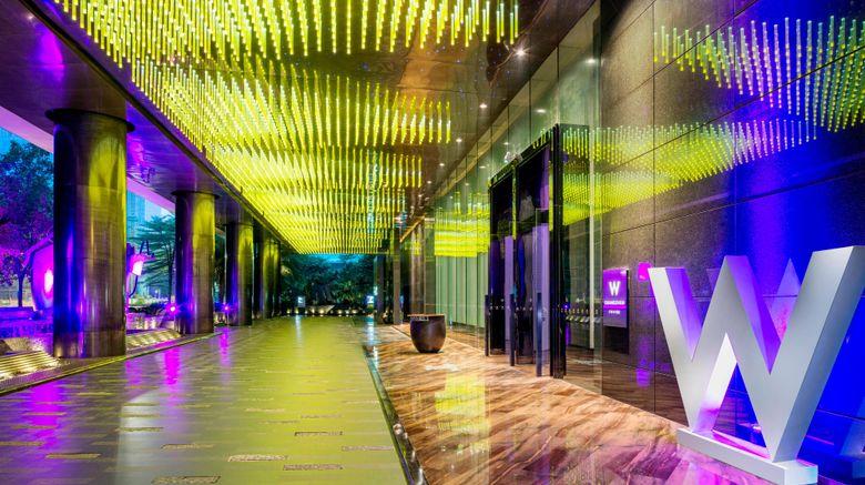 """W Guangzhou Exterior. Images powered by <a href=""""http://www.leonardo.com"""" target=""""_blank"""" rel=""""noopener"""">Leonardo</a>."""