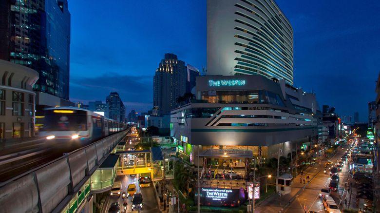 "The Westin Grande Sukhumvit, Bangkok Exterior. Images powered by <a href=""http://www.leonardo.com"" target=""_blank"" rel=""noopener"">Leonardo</a>."