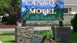 Canyon Motel Exterior