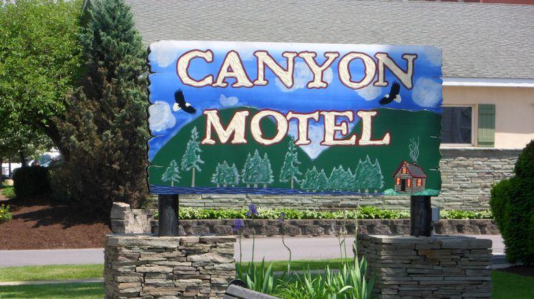 "Canyon Motel Exterior. Images powered by <a href=""http://www.leonardo.com"" target=""_blank"" rel=""noopener"">Leonardo</a>."