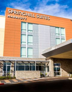 SpringHill Stes Airport/Rancho Cucamonga